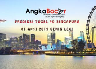 Singapura 01 April 2019