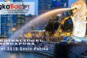 Singapura 18 Maret 2019