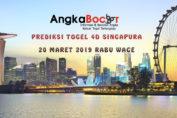 Singapura 20 Maret 2019