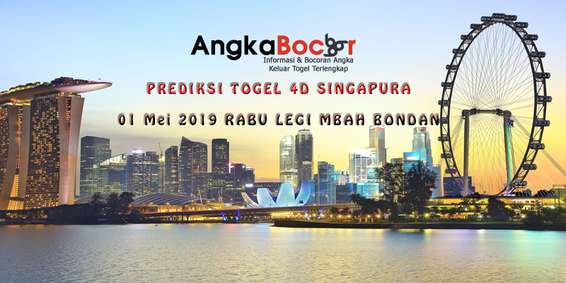 Singapura 01 Mei 2019