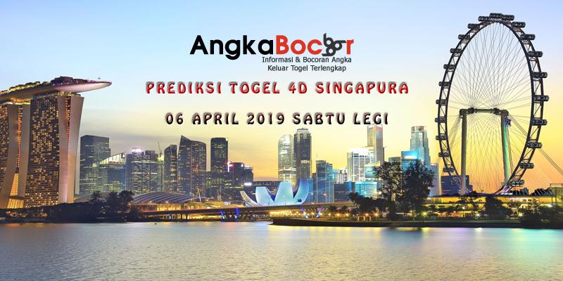Singapura 06 April 2019
