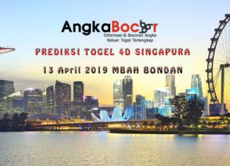 Singapura 13 April 2019