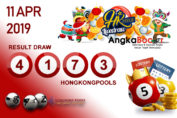 Result HK 4D 11 April 2019, Hari Kamis