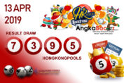 Result togel HK 4D 13 April 2019, Hari Sabtu