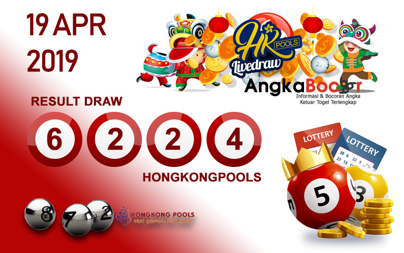 Result HK 4D 19 April 2019, Hari Jumat