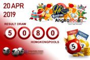 Result HK 4D 20 April 2019, Hari Sabtu