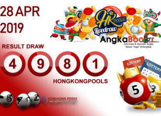 Result HK 4D 28 April 2019, Hari Minggu