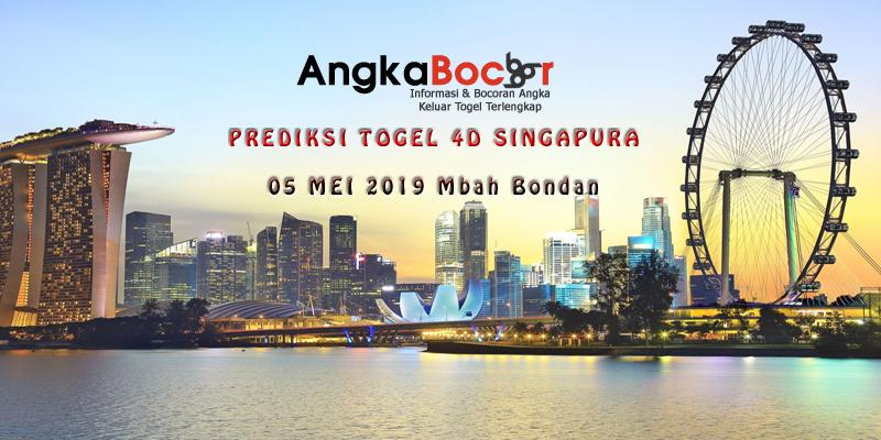 Singapura 05 Mei 2019