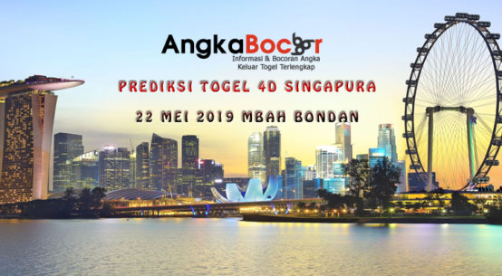 Singapura 22 Mei 2019