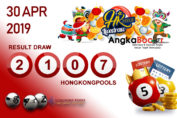 Result HK 4D 30 April 2019, Hari Selasa