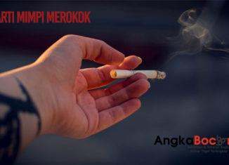 Inilah Kumpulan arti mimpi merokok