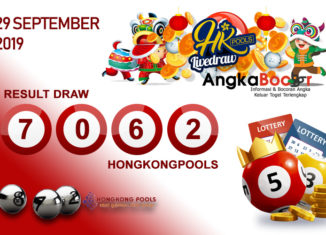 Result HK 4D 29 September 2019, Hari Minggu angkabocor