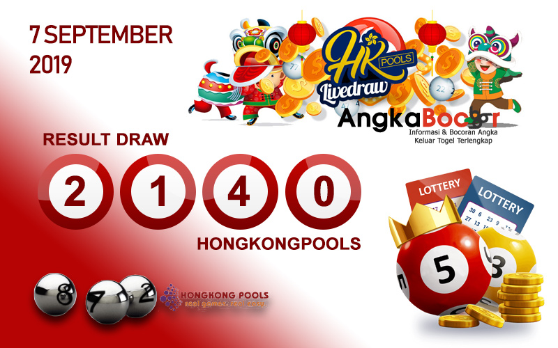 Result HK 4D 7 September 2019, Hari Sabtu angkabocor