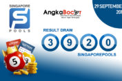 Result SGP 4D 29 September 2019, Hari Minggu angkabocor