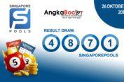 Result SGP 4D 26 Oktober 2019, Hari Sabtu Angkabocor