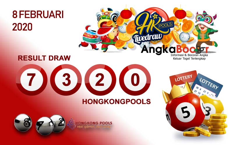 Result HK 4D 8 Februari 2020, Hari Sabtu Angkabocor