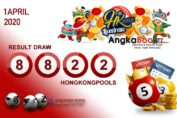 Result HK 4D 1 April 2020, Hari Rabu Angkabocor