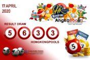 result HK 4D 17 April 2020, Hari Jumat Angkabocor