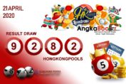 Result HK 4D 21 April 2020, Hari Selasa Angkabocor