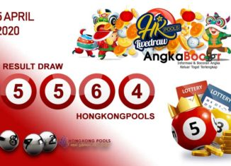 Result HK 4D 5 April 2020, Hari Minggu Angkabocor