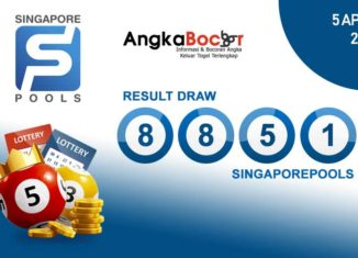 Result SGP 4D 5 April 2020, Hari Minggu Angkabocor