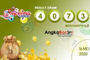 Result MK 4D 16 Mei 2020, Hari Sabtu Angkabocor