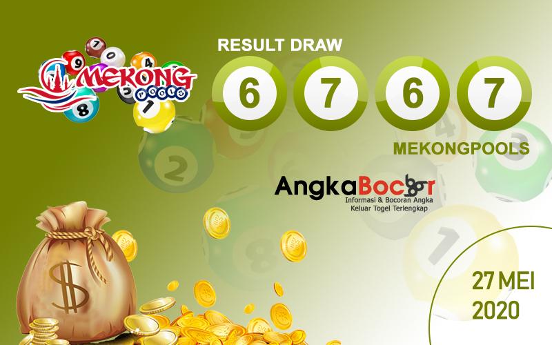 result MK 4D 27 Mei 2020, Hari Rabu