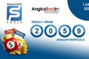 Result SGP 4D 1 Juli 2020, Hari Rabu Angkabocor