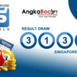 Result SGP 4D 8 Juli 2020, Hari Rabu Angkabocor