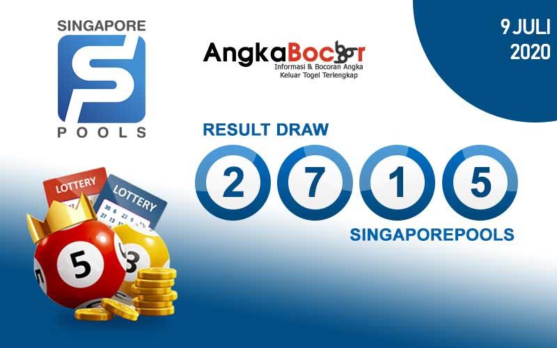 Result SGP 4D 9 Juli 2020, Hari Kamis Angkabocor