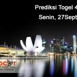 Prediksi Togel SGP Mbah Bondan Terjitu 27 September 2021