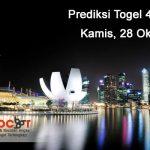 Prediksi Togel SGP Mbah Bondan Terjitu 28 Oktober 2021