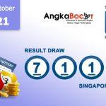 SGP 4D 18 Oktober 2021, Hari Senin